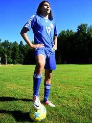 The 2017 All-West Tennessee Boys Soccer Offensive Player