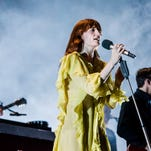 Florence and The Machine play Firefly Saturday