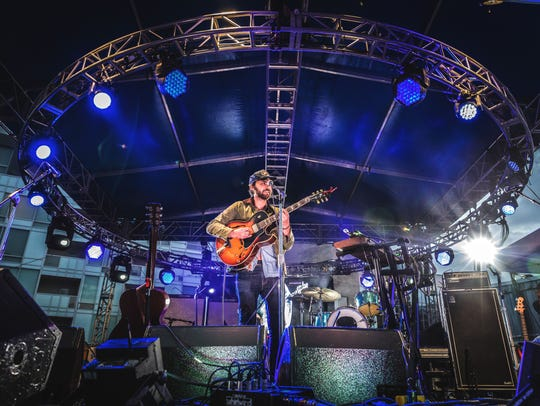 Shakey Graves, also known as Alejandro Rose-Garcia,