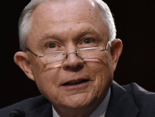 Attorney General Jeff Sessions Testifies Before Senate Intelligence Committee - DC