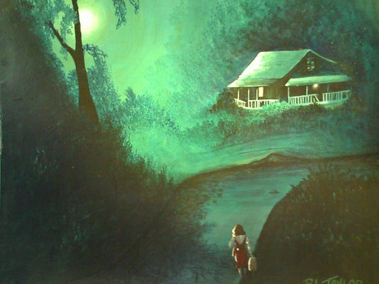 Robert Leland Taylor's painting2