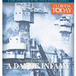 Coming Sunday: Exclusive Pearl Harbor report