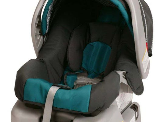 19 Million Graco Infant Car Seats Recalled