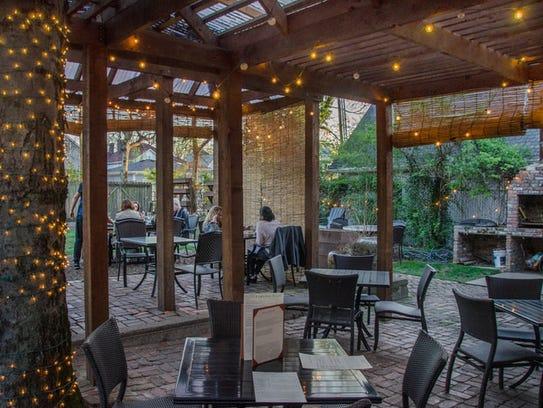 Nashville\'s coolest patios