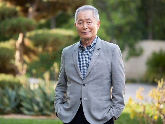 A lot of folks were hoping George Takei was serious