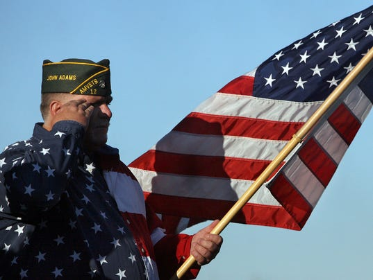 Veterans Day Muncie