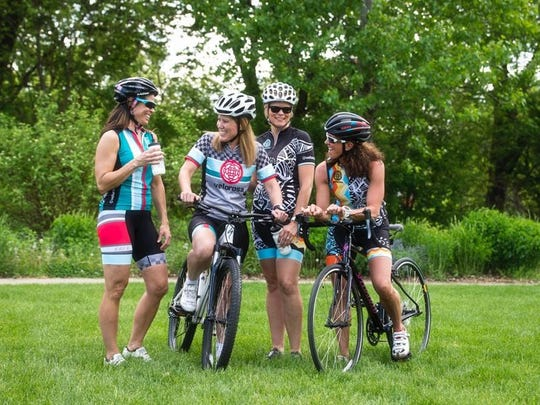 Velorosa Cycling Wear offers female riders garb that