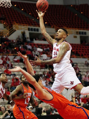UL's Shawn Long (21) has announced that he's returning for his senior year and now hopes to take his game to an even higher level next season.