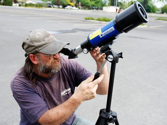 Chemeketa Community College Planetarium Star Show returns for its spring session Friday. This term it will focus on the telescope.
