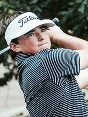 A former Menard golfer, Byrd's Charlie Flynn finished tied for fourth at the LHSAA State Golf Tournament in Division I.
