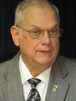 Dover Mayor Carleton Carey, Sr.
