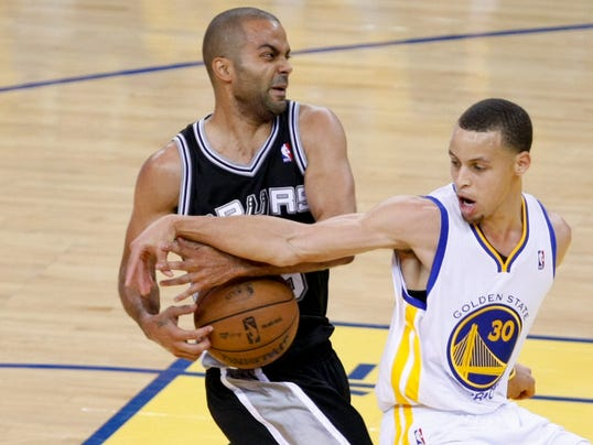 Tony Parker Stephen Curry