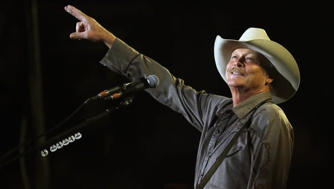 Alan Jackson performs to sold-out crowd Friday night at the Resch Center.