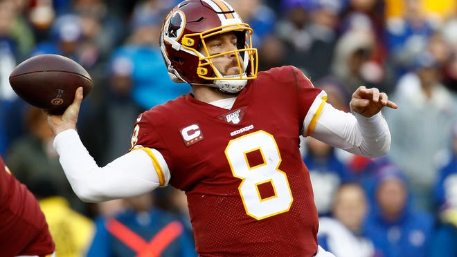 Wylie grad Case Keenum, who led a second-half effort in an overtime loss to the New York Giants on Sunday, will start for the Washington Redskins in Arlington against the Dallas Cowboys. The Cowboys need to win and hope the Giants knock off the Philadelphia Eagles to make the playoffs.