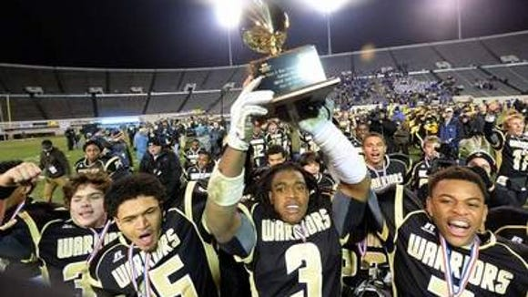 MHSAA Executive Director Don Hinton denies announcement that football championships are moving