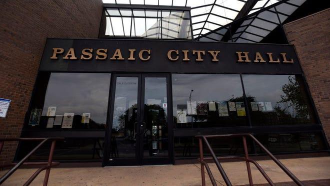 Passaic City Hall.
