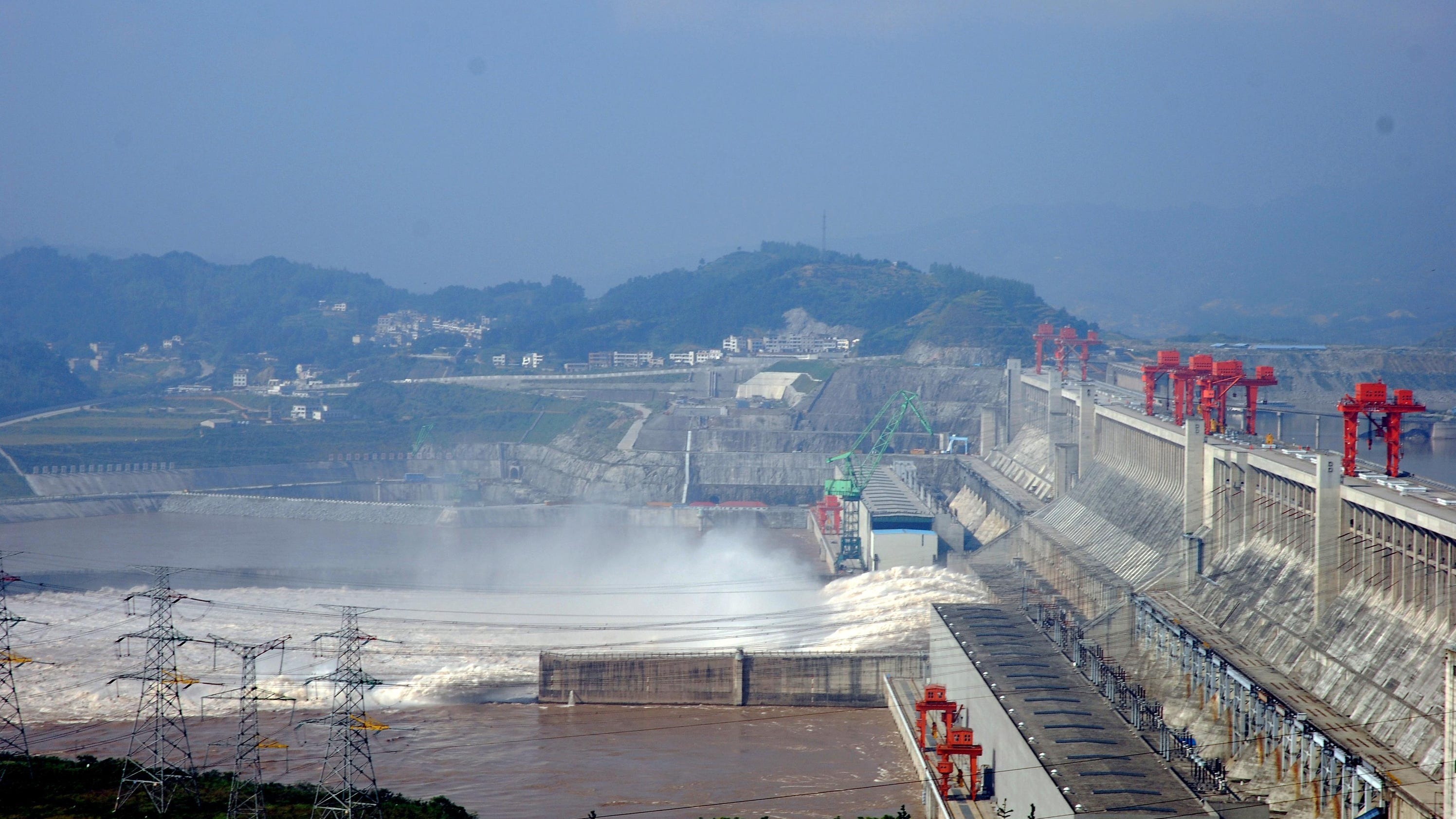 Three gorges dam project china s biggest project since the great wall - Three Gorges Dam Project China S Biggest Project Since The Great Wall 5