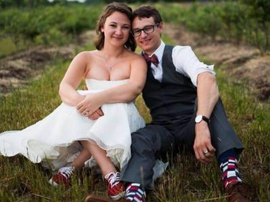 Weddings: Madeline Bombardi & Kai Bragg