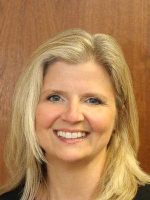 G-PISD board secretary Carrie Gregory was elected to serve on the Texas Association of School Board's board of directors.
