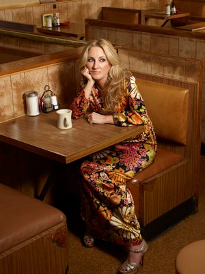 """Lee Ann Womack will release a new album, """"The Way I'm Livin'"""" in September 2014."""