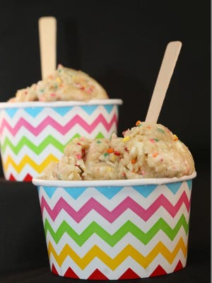 Great Caterers of Iowa and The Rib Shack will be serving raw cookie dough at the Iowa State Fair.