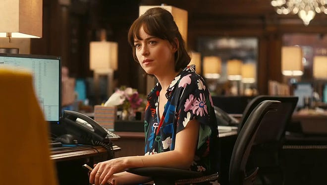 "Dakota Johnson follows up her breakthrough role in ""Fifty Shades of Grey"" with the comedy ""How to Be Single."""