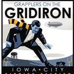 The Grapple on the Gridiron has been Iowa wrestling coach Tom Brands' baby for years.