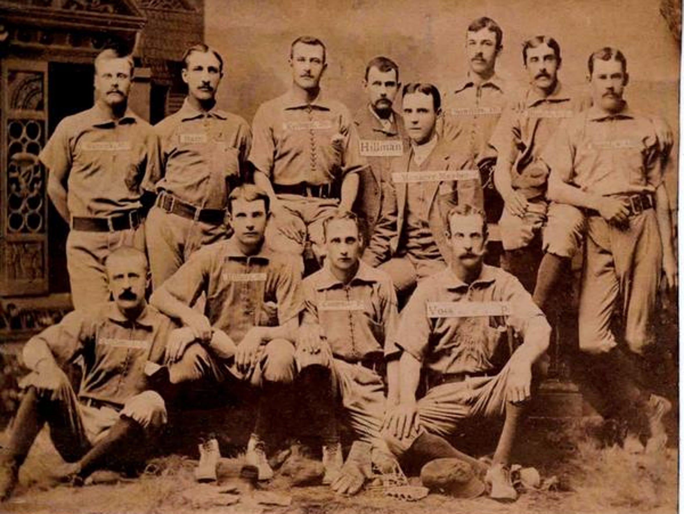 1885 Nashville Americans.