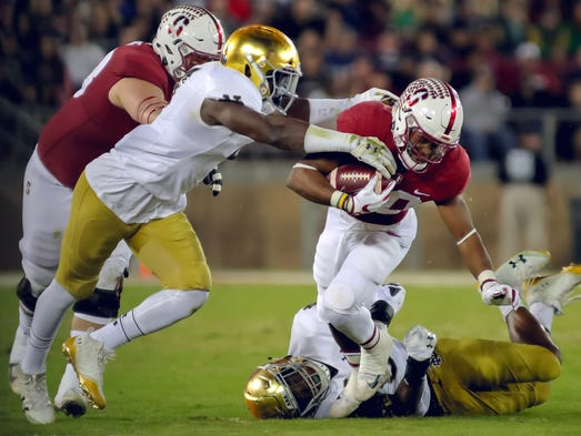 Notre Dame 2018 Football Schedule Tv Times