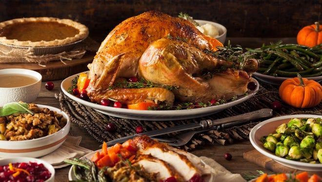 El día de Acción de Gracias se celebra en los Estados Unidos el 21 de noviembre de este año.