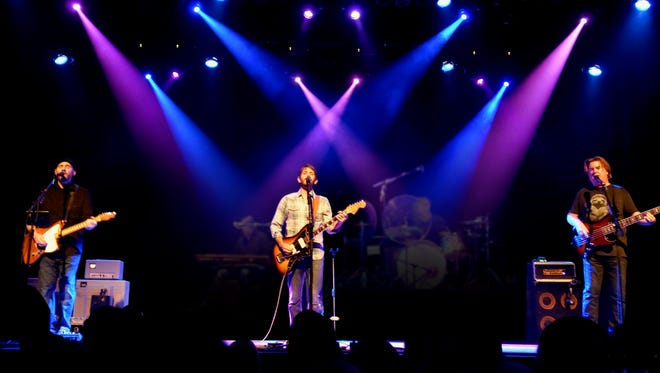 Toad the Wet Sprocket plays Friday at the Libbey Bowl in Ojai.