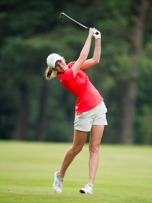 Former Fort Myers High and FGCU standout golfer Georgia Price competed in the English Women's Stroke Play event last summer.