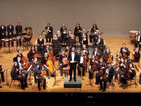 The St. Cloud Symphony Orchestra will present a preview