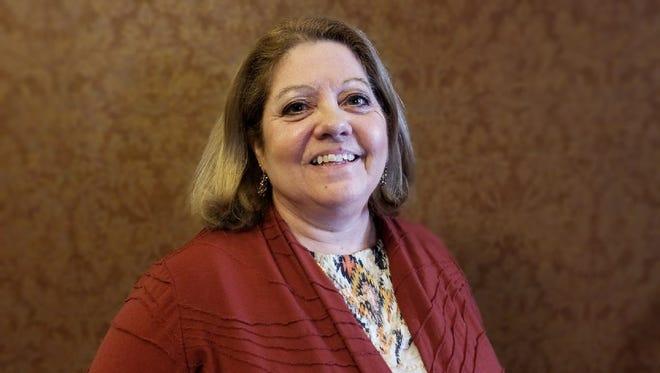 Sandusky County Administrator Theresa Garcia