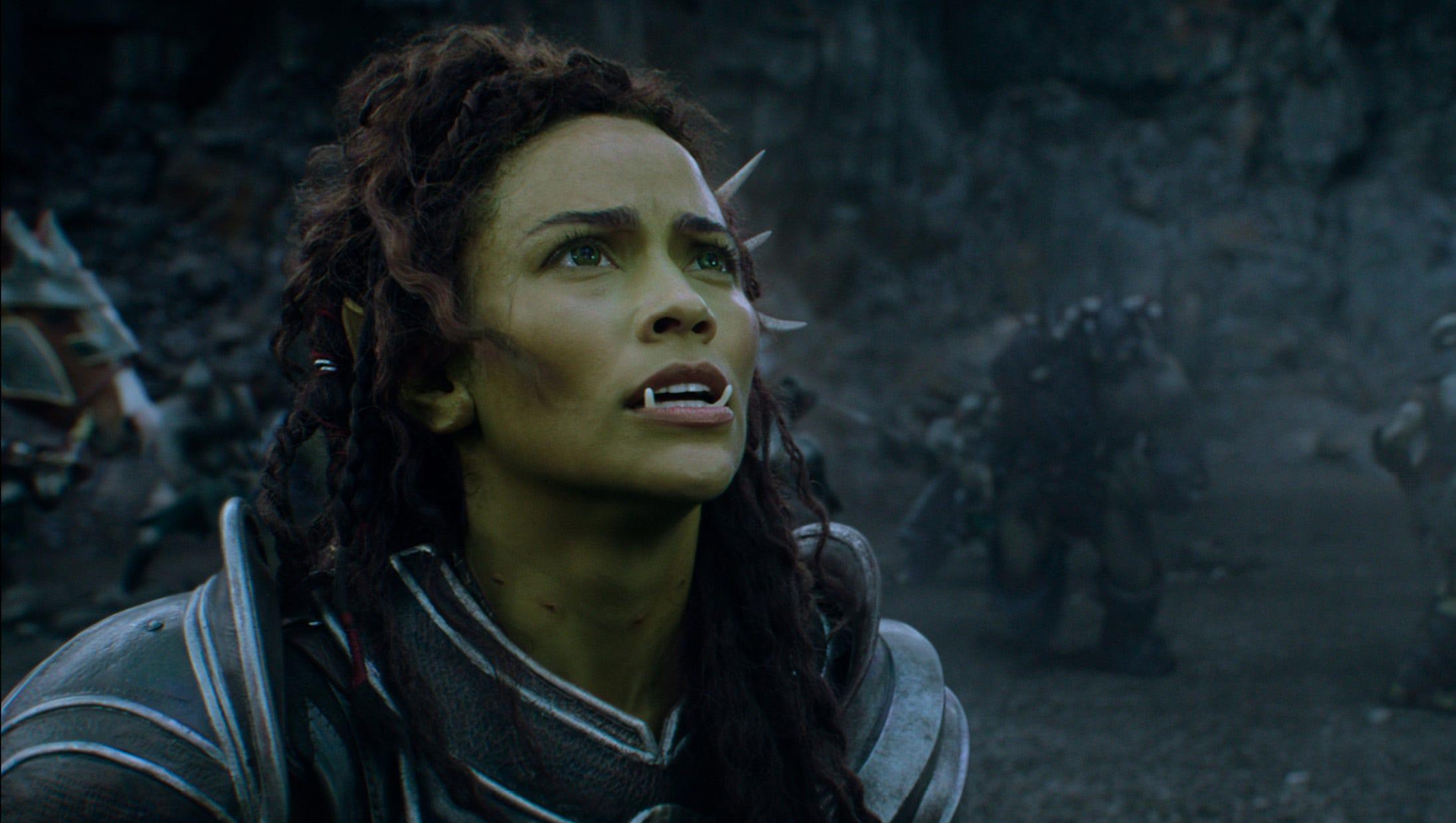 Meet The Warcraft Warriors Paula Patton Orcs Out As Garona