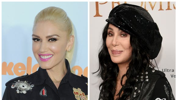Gwen Stefani will present Cher with the Icon Award