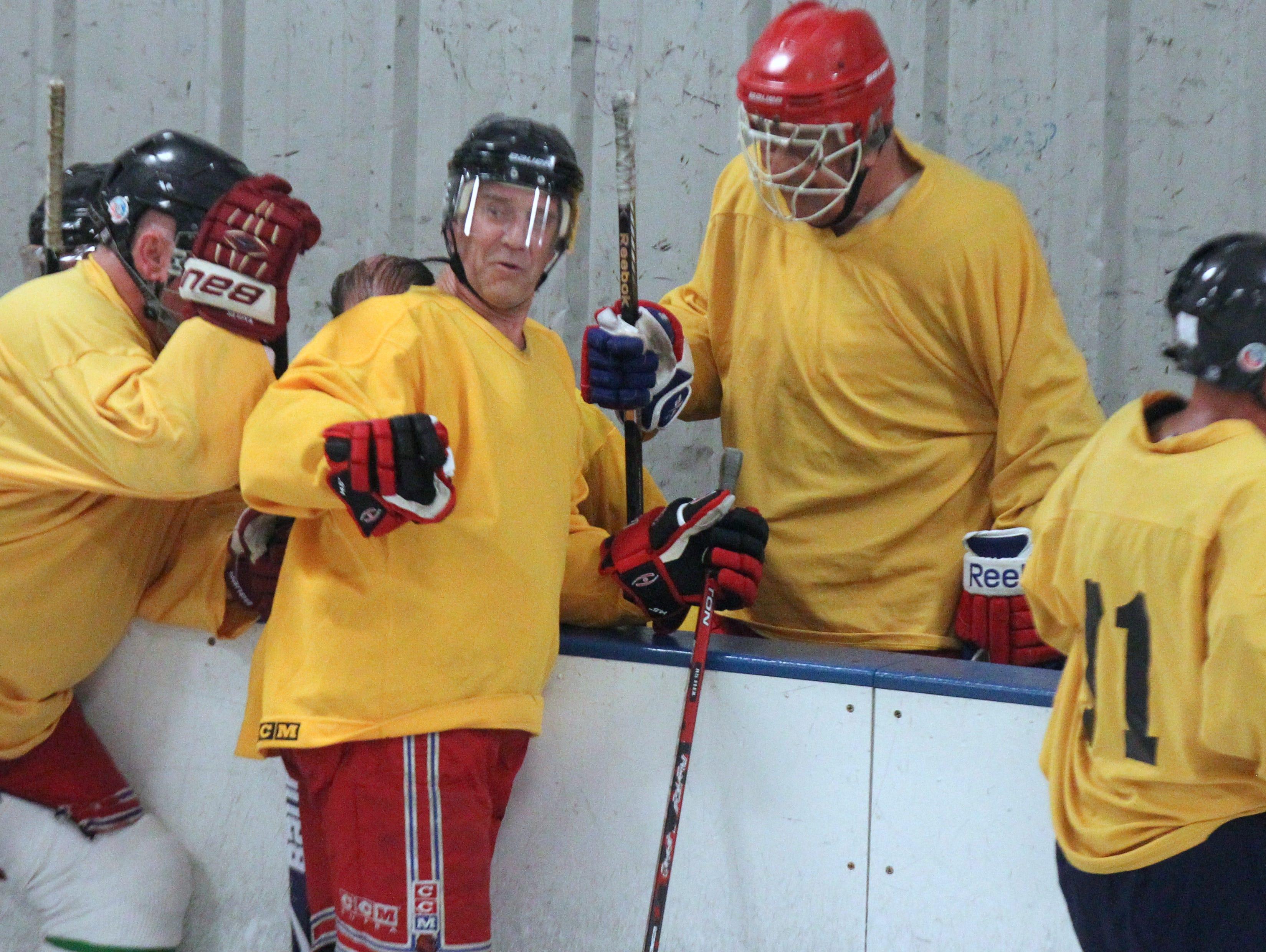 Bob Santini Bob Santini has no intention of hanging up the skates USA Today