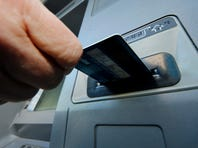 The average cost of using an out-of-network ATM rose to $4.13 this year, according to Bankrate.com.