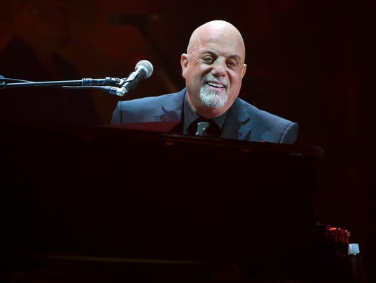 AP BILLY JOEL 100TH LIFETIME PERFORMANCE A ENT USA NY
