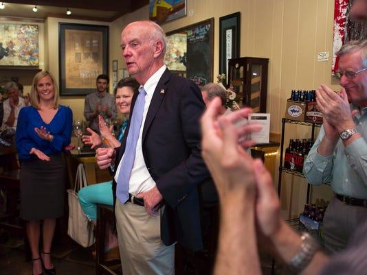 Clay Aiken's Democratic rival dies suddenly