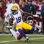 LSU's Tre'Davious White named 1st team All-American