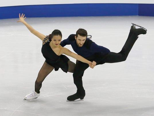Yura Min, Alexander Gamelin