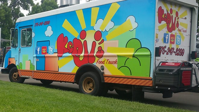 Kenji's, a popular Reno food truck, is scheduled to be reborn as a restaurant in early fall 2018.