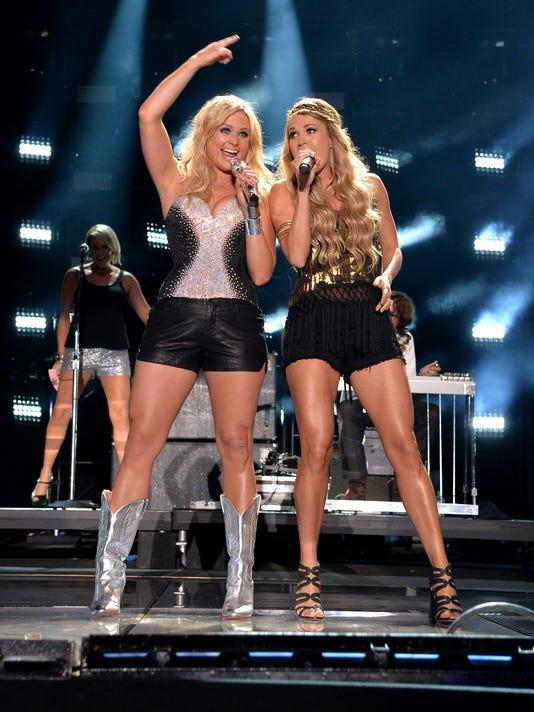 2014 CMA Festival - Day 2