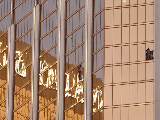 EPA USA LAS VEGAS SHOOTING CLJ CRIME USA NV