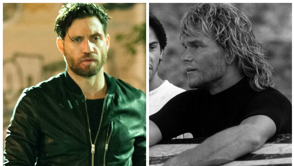 Point Break The New One V The Reeves Swayze Classic