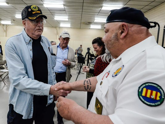Vietnam Veterans Recognition Day Ceremony