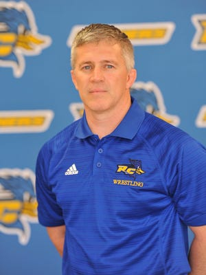 Dan Antonelli is the new Rowan College at Gloucester County head wrestling coach, the school announced Wednesday.
