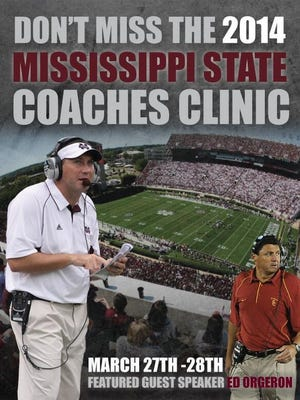 Mississippi State will host former Ole Miss coach Ed Orgeron