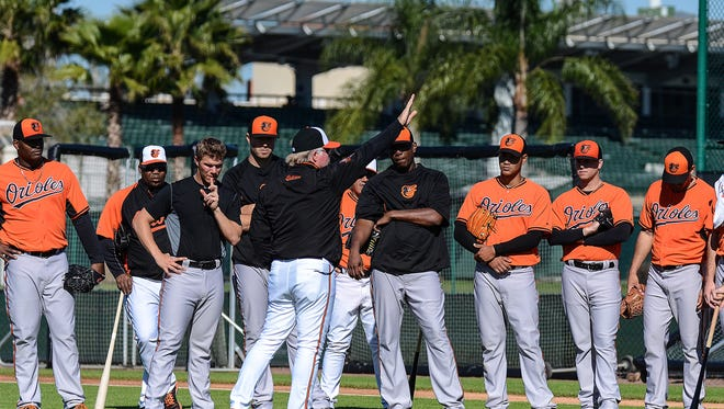 Buck Showalter and the Orioles have a new power hitter in their lineup in Nelson Cruz.